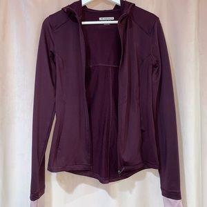 zip workout jacket